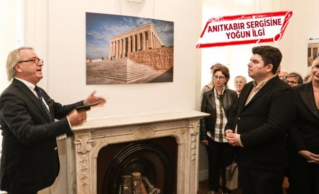 Ulu Önder Atatürk Buca'da çok özel sergiyle anıldı