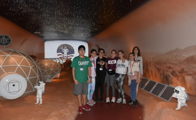 Uzay kampına yoğun ilgi