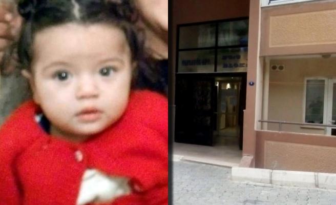 2 yaşındaki Helin 4. katta düştü