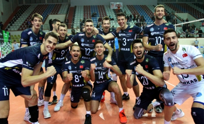 Arkasspor-Dinamo Bükreş: 3-1