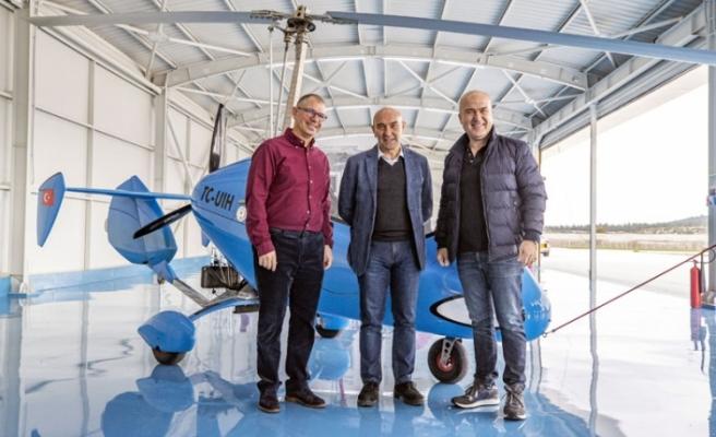 """Başkan Soyer: """"İzmir'i sportif havacılığın merkezi yapacağız"""""""