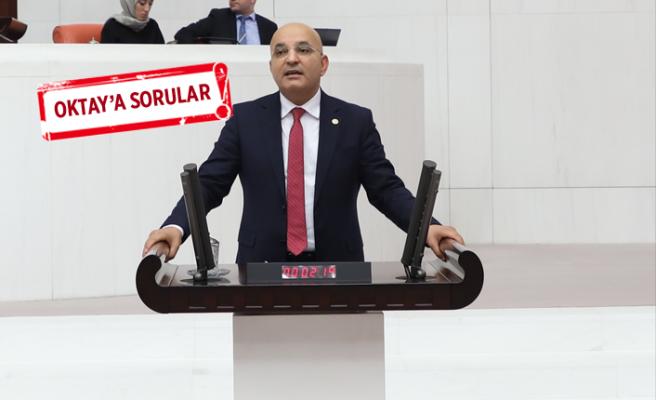 CHP'li Polat 'kayyım makamını' Meclis gündemine taşıdı