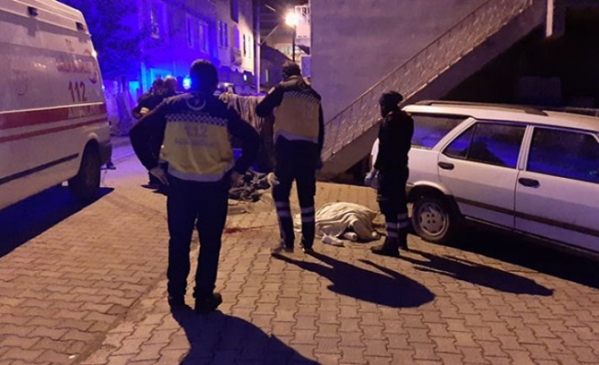 Cinayet gibi kaza! Polis her yerde onu arıyor