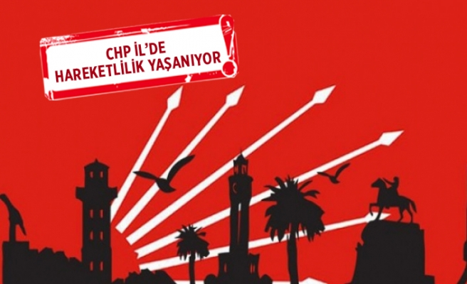 Cumhuriyet Halk Partisi İzmir'de 'Urla' hareketliliği