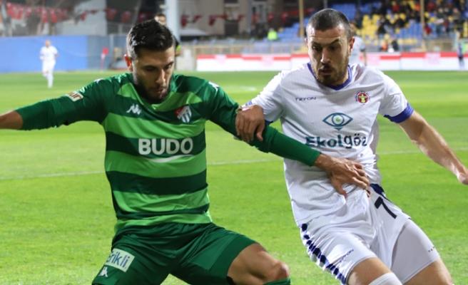 Ekol Göz Menemenspor - Bursaspor: 2-1