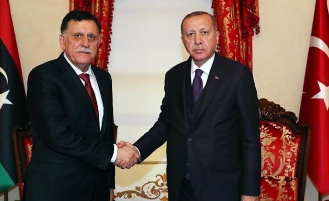 Erdoğan'dan kritik görüşme!