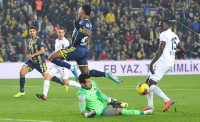 Fenerbahçe: 5 - Gençlerbirliği: 2