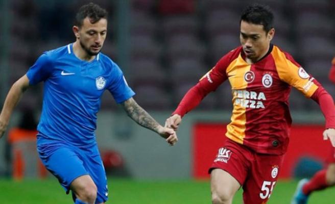 Galatasaray'a evinde büyük şok!
