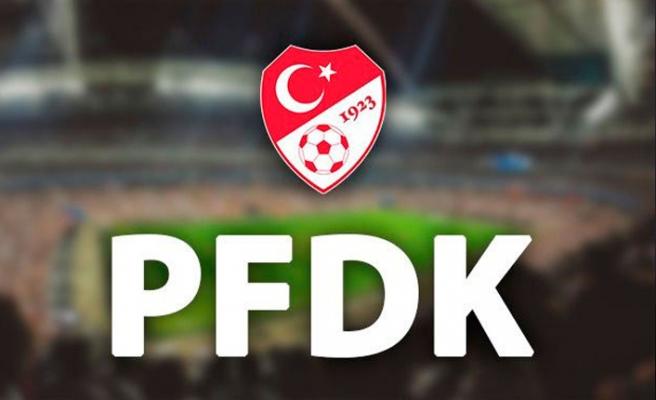 Galatasaray ve Fenerbahçe PDFK'ya sevk edildi