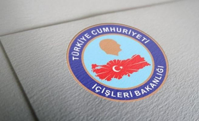 İçişleri: HDP ilçe başkanı, bir teröristle...