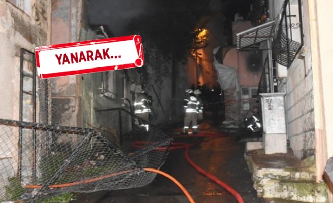 İzmir'de korkunç ölüm