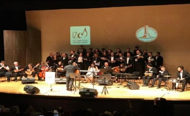 İzmir Otizm Orkestrası'ndan özel konser