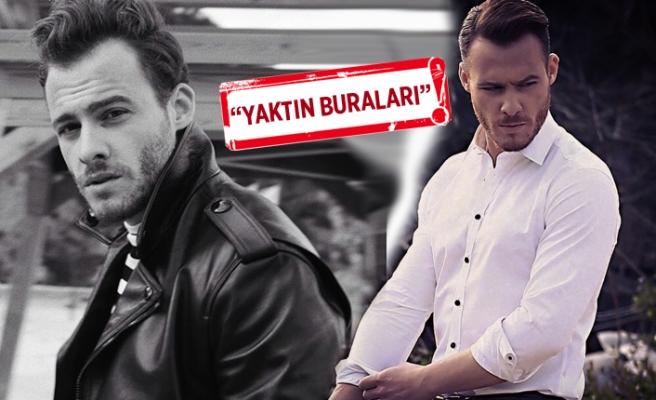 Kerem Bürsin paylaştı, yorum yağdı!