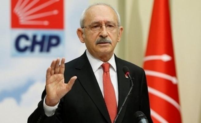 Kılıçdaroğlu: İhanetin katmerlisi…