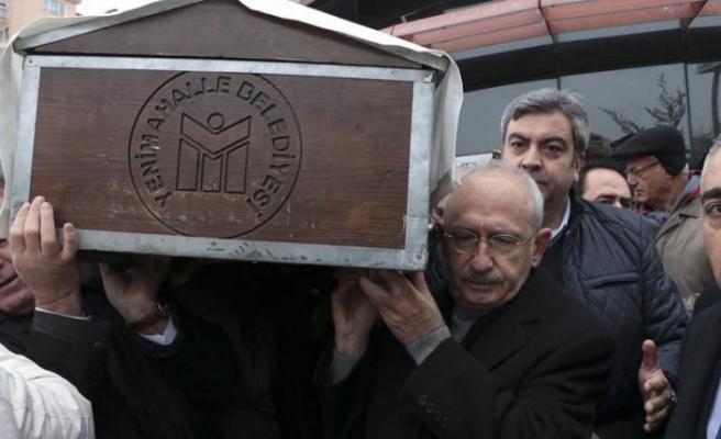 Kılıçdaroğlu'nun dayısı toprağa verildi