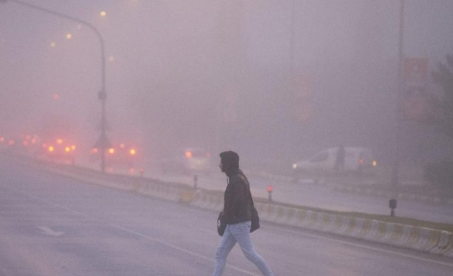 Meteoroloji'den son dakika sis uyarısı! İşte yurtta hava durumu