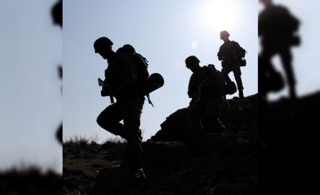 MSB duyurdu: 5 PKK'lı teslim oldu