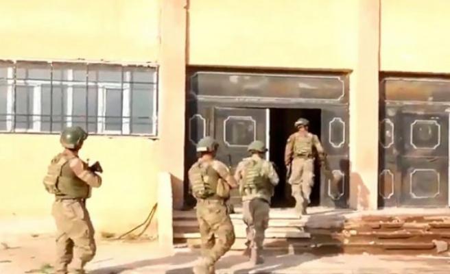 MSB: Terör tünelleri kapatılıyor