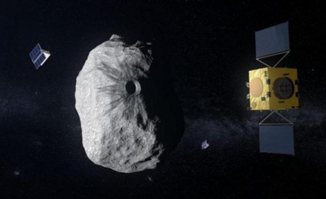 NASA ve ESA güçlerini birleştirdi! Asteroit avına çıkıyorlar
