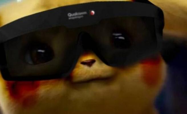 Niantic AR gözlükleriyle Pokemon GO oynamak