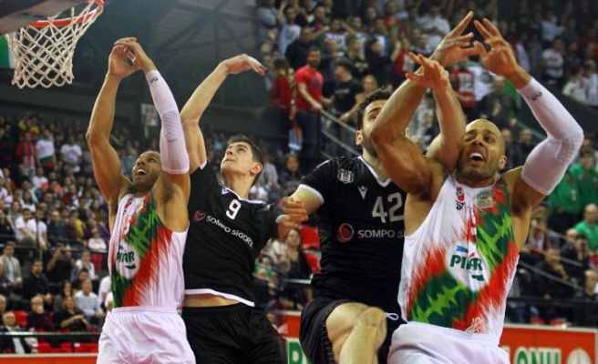 Pınar Karşıyaka: 82 - Beşiktaş Sompo Sigorta: 68