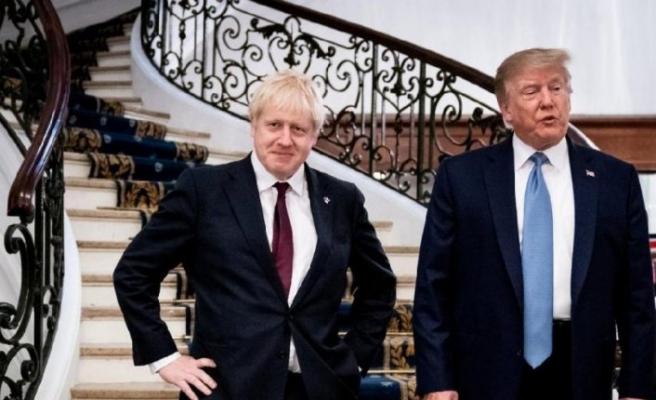 Trump'tan tarihi zafer kazanan Boris Johnson'a tebrik: Şimdi büyük anlaşma zamanı