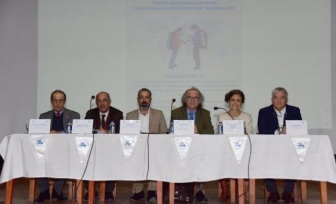 Turizmde 2023 vizyonu Foça'da masaya yatırıldı