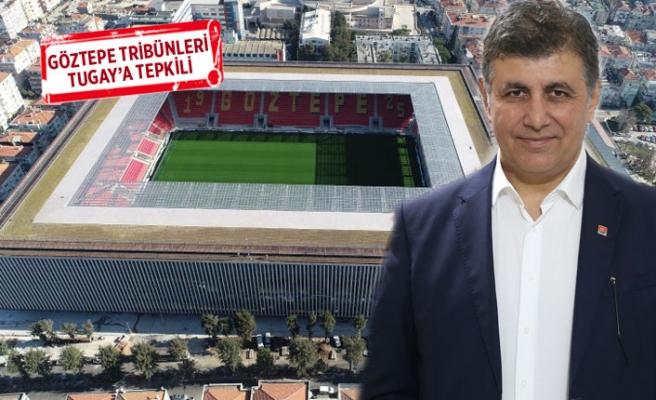 Cemil Tugay'ın o sözleri, Göztepe taraftarlarını kızdırdı