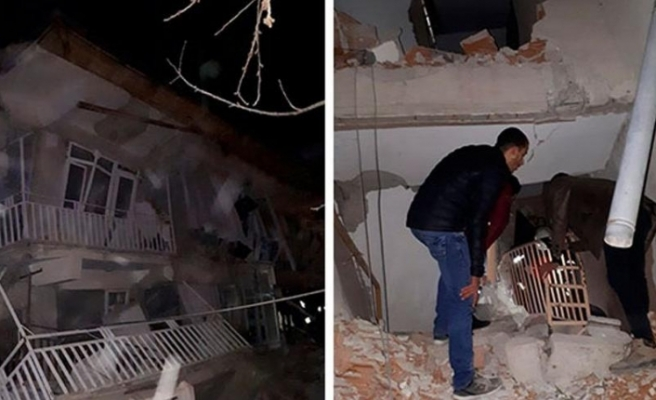 Elazığ depremi sonrası deprem uzmanından kritik uyarı: Yer kabuğu kırılmış olabilir