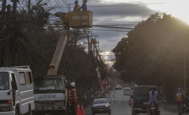 Patlamanın ardından 82 bin kişi tahliye edildi