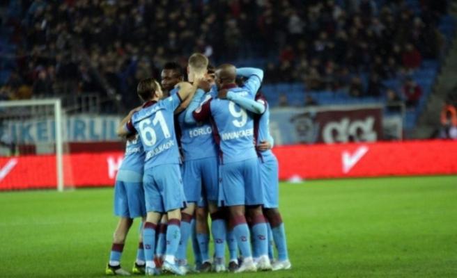 Trabzonspor 2-0 Yukatel Denizlispor