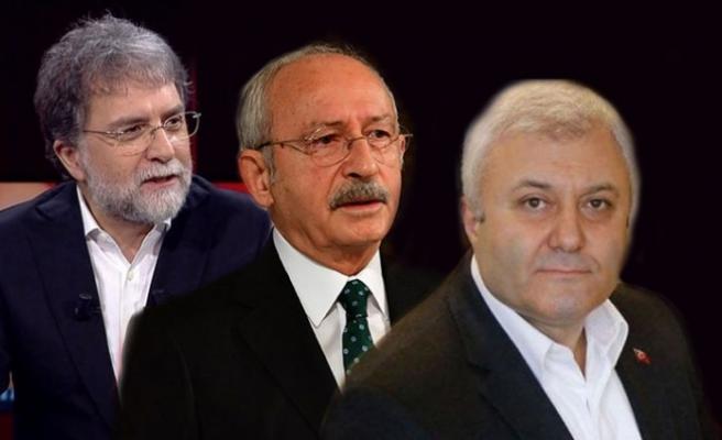 Ahmet Hakan'dan Kılıçdaroğlu'na: Uymayın şu Tuncay'a!