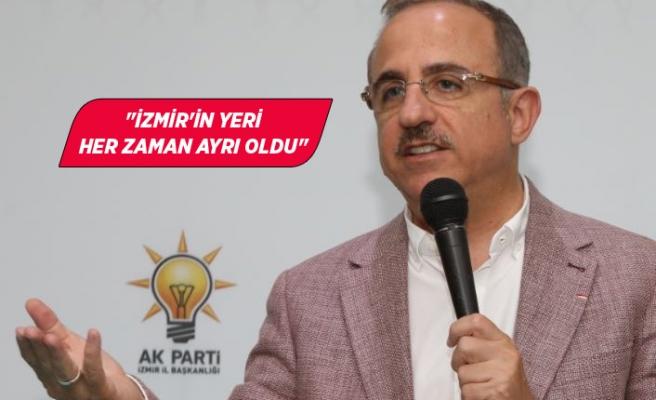 AK Parti İzmir İl Başkanı Sürekli'den İzmirlilere davet