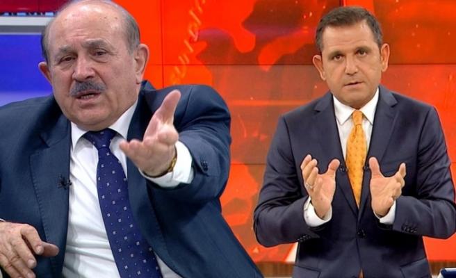 Burhan Kuzu'dan Fatih Portakal'a çok sert tepki: Tetikçilik yapıyorsun
