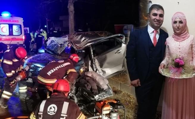 Denizli'de kahreden kaza: 8 aylık hamileydi...