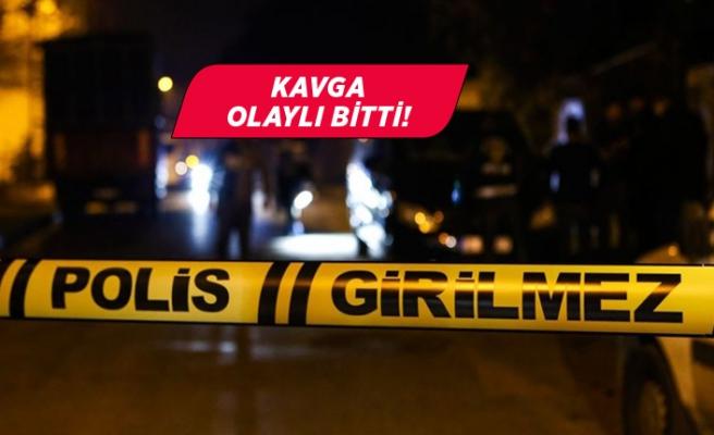 İzmir'de silahlı kavgada 1 kişi yaralandı