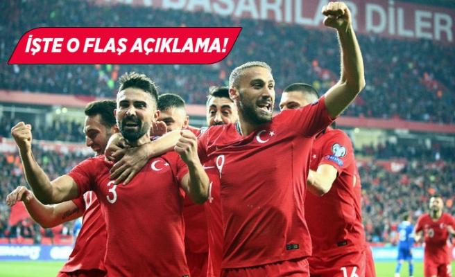 İzmir'e milli maç müjdesi!