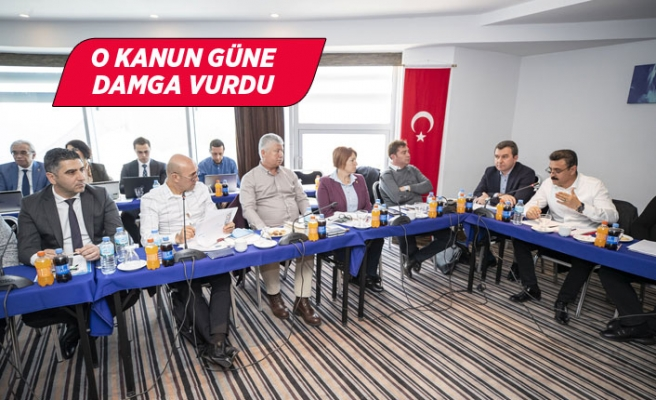 İzmirli başkanların toplantısında neler konuşuldu?
