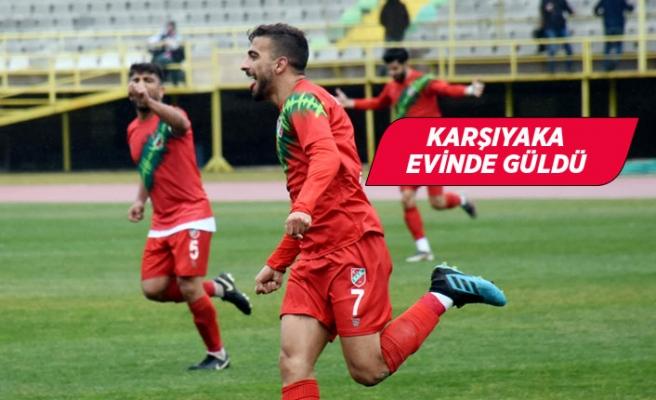 Karşıyaka, Fatsa'yı 2 golle geçti
