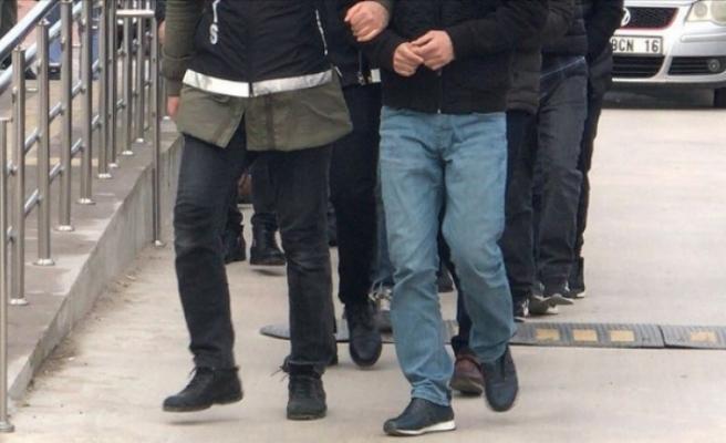 PKK/KCK üyesi ve destekçisi 450 kişiye gözaltı
