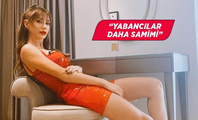 Şeyma Subaşı artık Türk arkadaşlarını beğenmiyor!