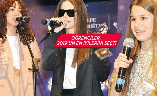 Yeditepe Üniversitesi öğrencileri, 2019'un en iyilerini seçti
