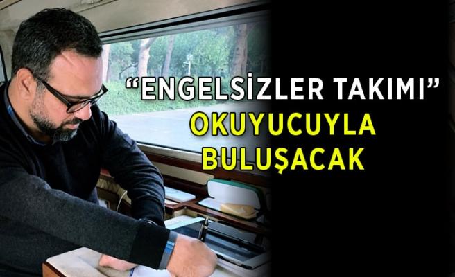 Ahmet Uğur Baran'dan çocuk romanı