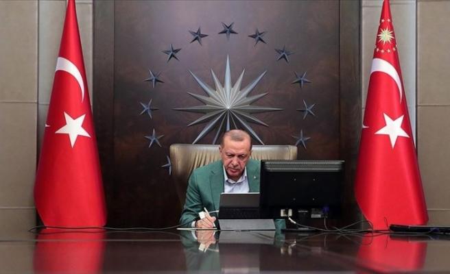 Cumhurbaşkanı açıkladı: 2 milyon dar gelirli aileye 1000 TL