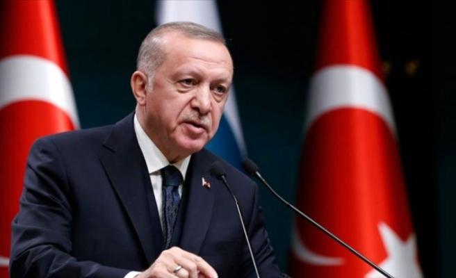 Cumhurbaşkanı Erdoğan, koronavirüsle mücadelede yeni tedbirleri açıkladı