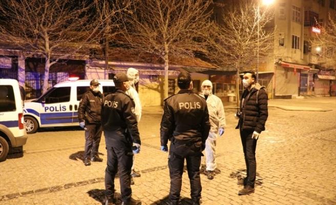 Denizli'de hastaneden kaçtığı ileri sürülen kişi polisi harekete geçirdi