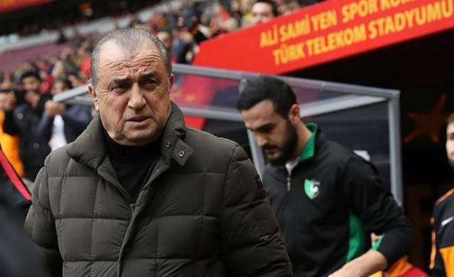 Fatih Terim'den futbolculara mesaj var!