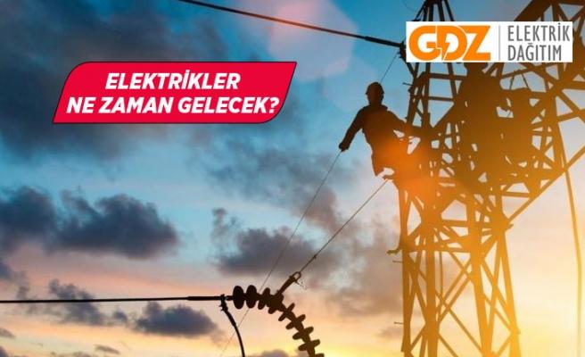 İzmir'de 16 ilçede elektrik kesintisi!