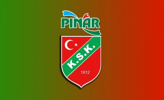 """Pınar Karşıyaka'dan Fenerbahçe'ye """"geçmiş olsun"""" mesajı"""