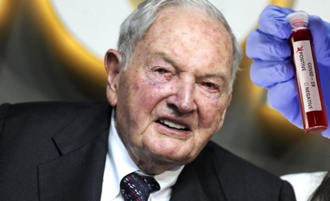 Rockefeller'in koronavirüs kehaneti gerçek oldu!